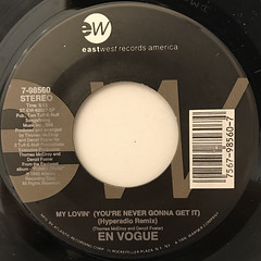 EN VOGUE:GIVING HIM SOMETHING HE CAN FEEL(LABEL SIDE-B)