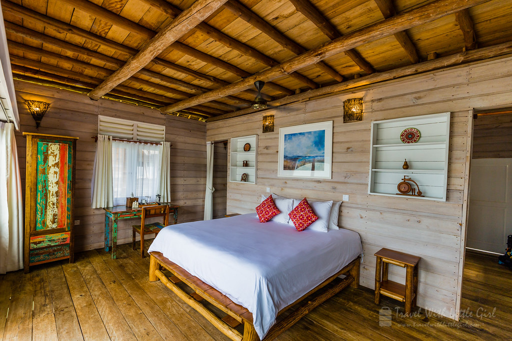 Master Bedroom, Telunas Private Island