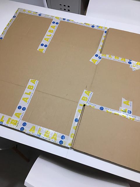 02 Caja cartón