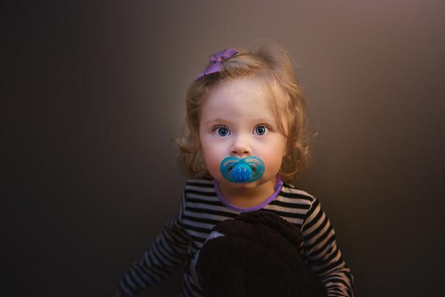 Emma 1 year old