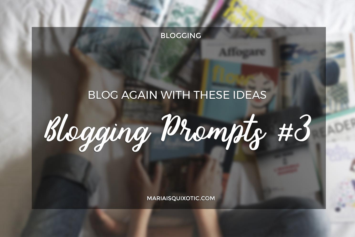 Blog Again