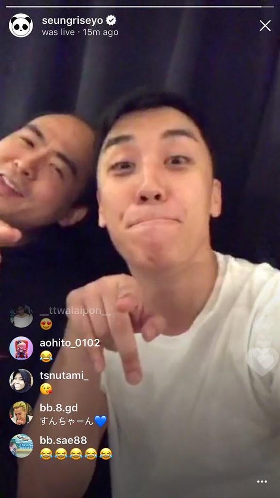BIGBANG via pandariko - 2017-12-06 (details see below)
