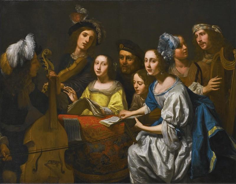 Gerard Van Kuijl - A musical party