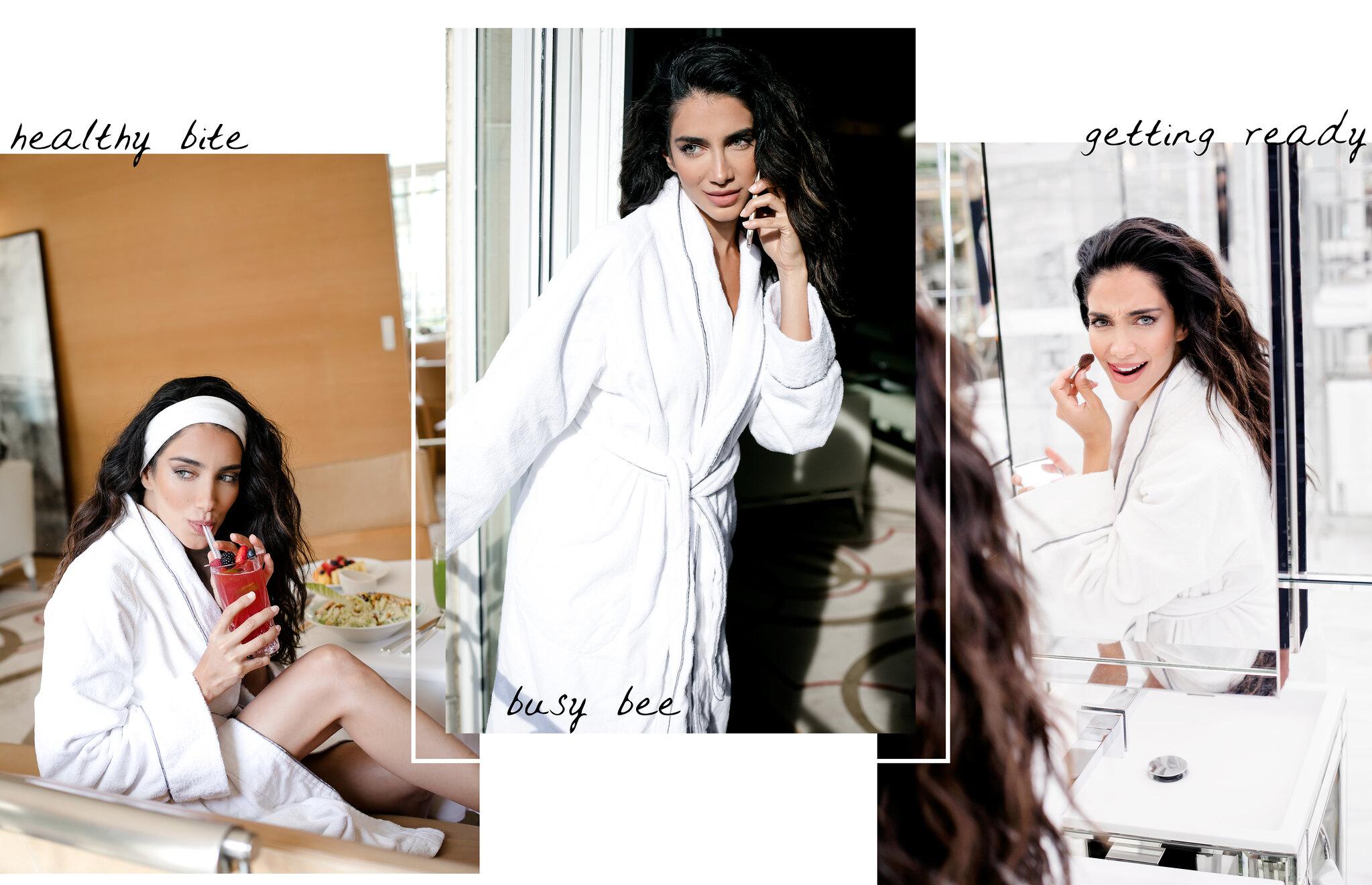 VOGUE Arabia, Jessica Kahawaty by Hana Le Van
