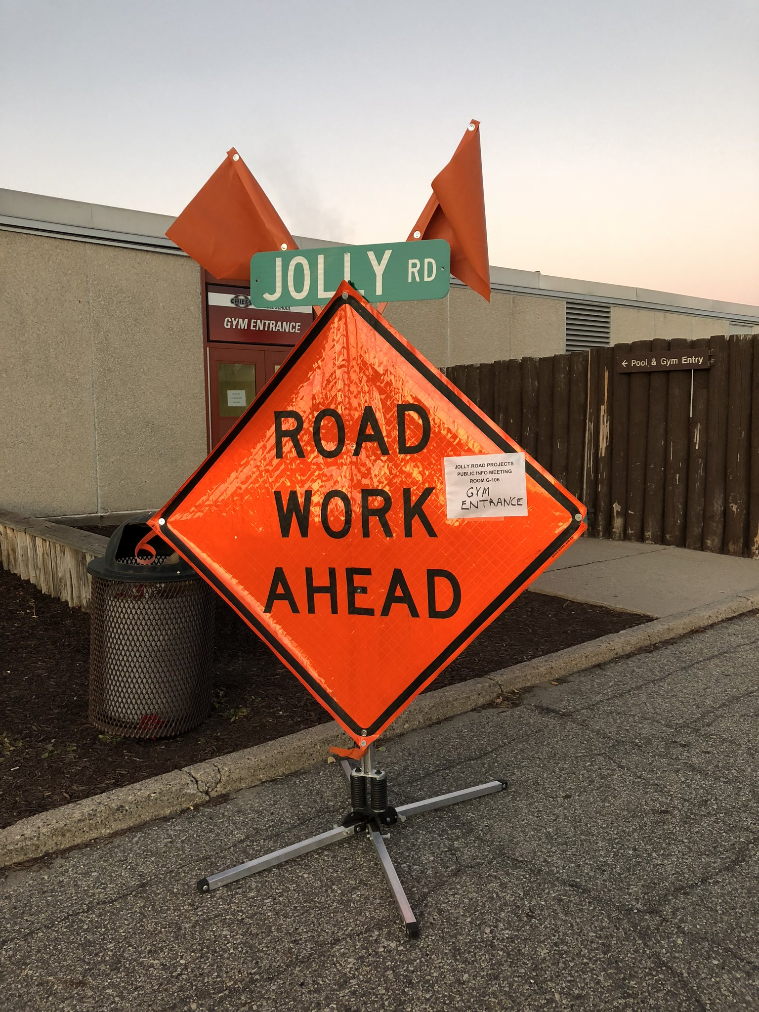 Ingham County Holds Public Meeting on Road Work