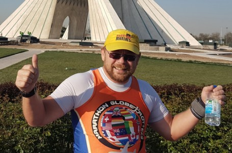 ROZHOVOR: Díky sbírání maratonů jsem poznal nejvíc přejícnou komunitu lidí vůbec