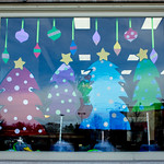 Xenia Hometown Christmas Window Decorating Contest