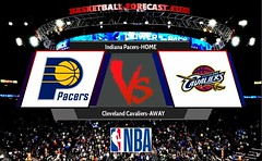Indiana Pacers-Cleveland Cavaliers Dec 8 2017