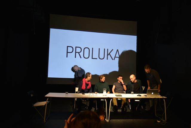 Proluka - veřejná debata