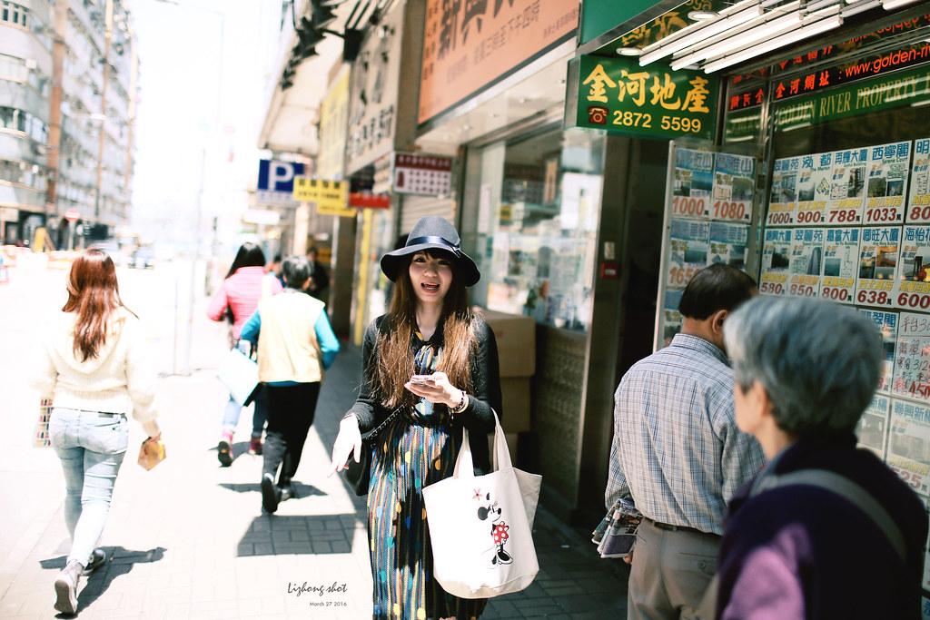 週休二日的香港小旅行