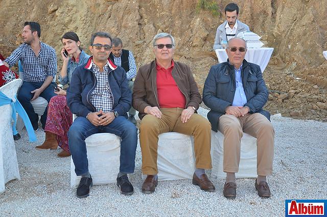 Erdal Dizdaroğlu, Mehmet Söğüt, Hasan Sipahioğlu