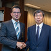 ADB Alternate Governor for Luxembourg visits ADB