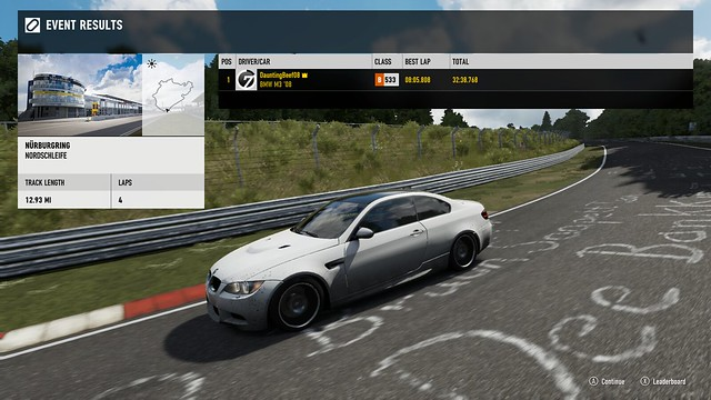 FM7 Time Attack | King of the Ring (2008 BMW M3) *ends 26th* 24444137008_069694625e_z