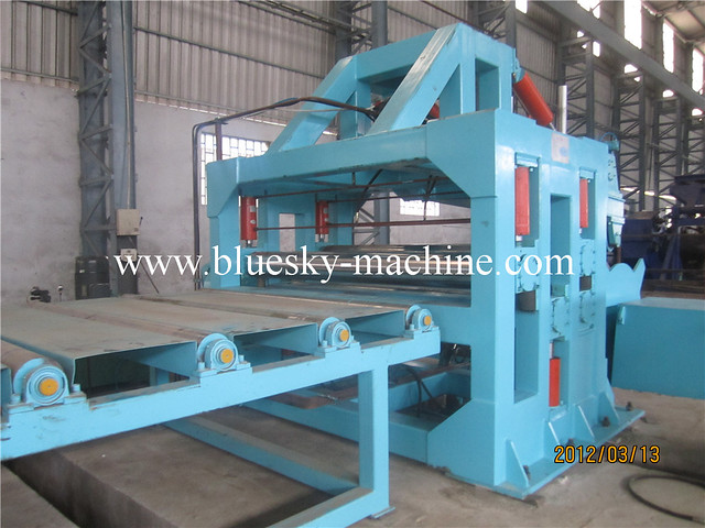 cut to length line manufacturer india