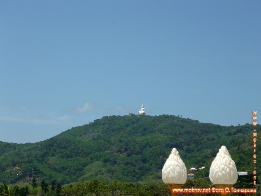 Дворец Будды  в Таиланде пейзажи