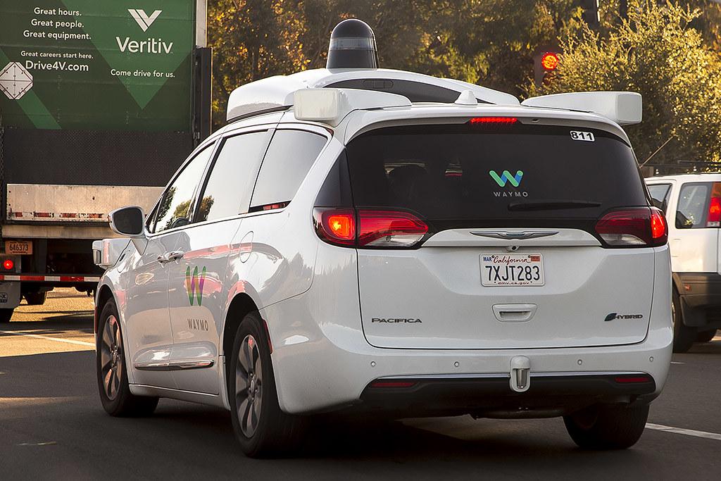 Waymo autonomous car | pointnshoot | Flickr