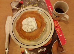 Sat. evening Grammy, Caroline and I enjoyed going out to IHOP for dinner. Our server was Cierra. Not only was her service great, but she was friendly. We also enjoyed talking with the manager. We always look forward to having dinner at IHOP. We will be ba