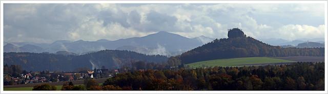 Kleiner Berg ganz groß...