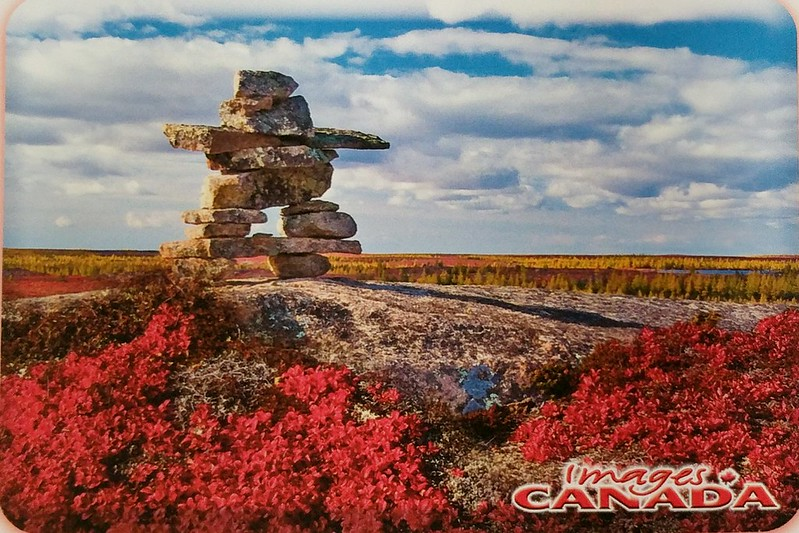 Canada - Inukshuk