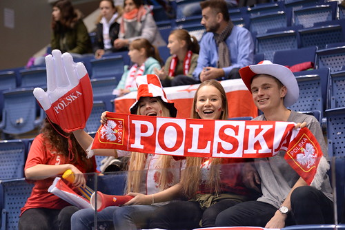 WFC 2017 Switzerland - Poland
