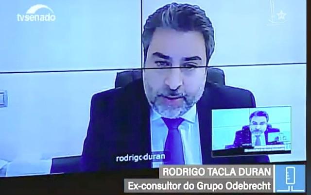 Perícia afirma que fotos da conversa entre Tacla Durán e amigo de Moro são originais