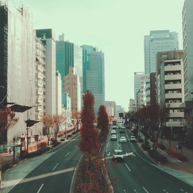 Yamate-dori street