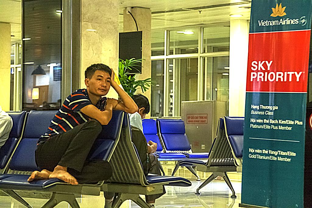 Tan Son Nhat Airport--Saigon 2