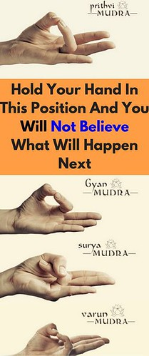 Hold Your Hand In This Position And You Will Not Believe What Will Happen Next hellip