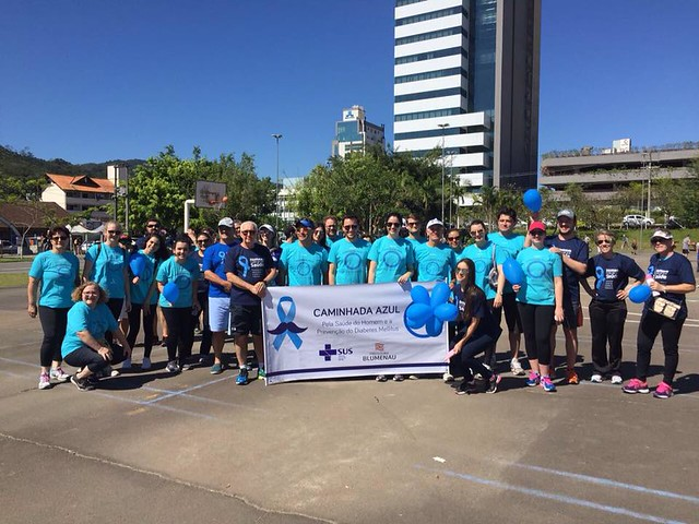 Dia Mundial do Diabetes - Regional SBEM-SC