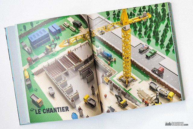 Livre LEGO - Le monde LEGO en mini 05