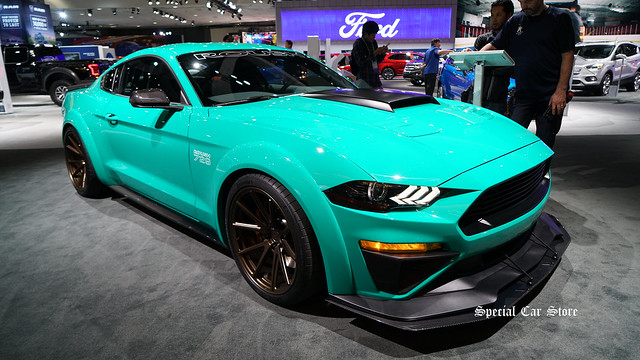 2018 Ford Mustang Fastback by Rouch Performance