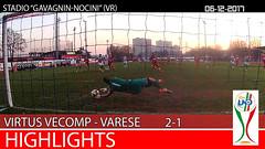 Virtus V.-Varese del 06-12-17