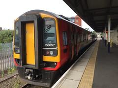 East Midlands Trains 158857