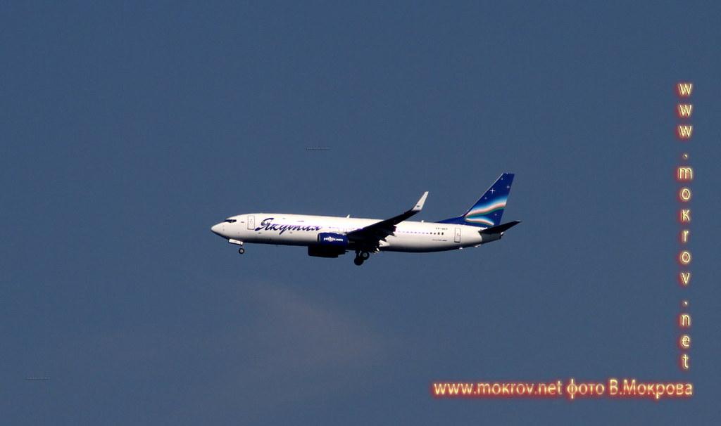 Фотография Боинг-737.