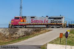 BNSF 620   GE C44-9W   BNSF Tennessee Yard