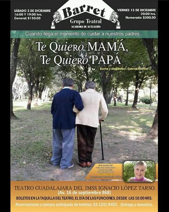 2017.12.02 TE QUIERO MAMÁ, TE QUIERO PAPÁ