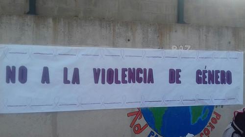 Día contra la violencia de géneros (Curso 2017/2018)