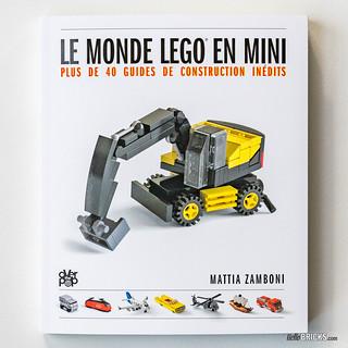 Livre LEGO - Le monde LEGO en mini 01