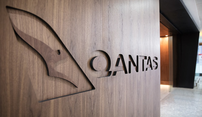 Qantas Heathrow Lounge Terminal 3
