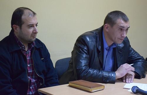 Юсуф Юксел судиться з рівненською поліцією за бурштинове намисто