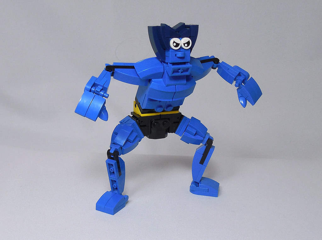 LEGO® MOC by Vitreolum: Beast