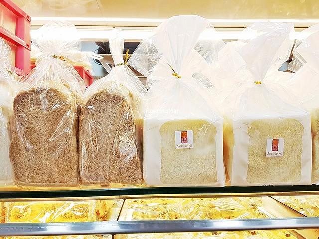 White Bread & Brown Bread