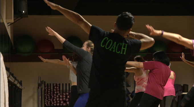 Antonio Cruz Promoting Local Health through Zumba and Personal Training