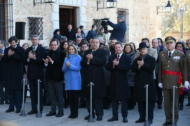 Acto Institucional con motivo del XXXIX aniversario de la Constitución Española