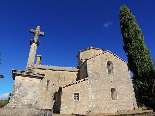 Chapelle romane de saint montan