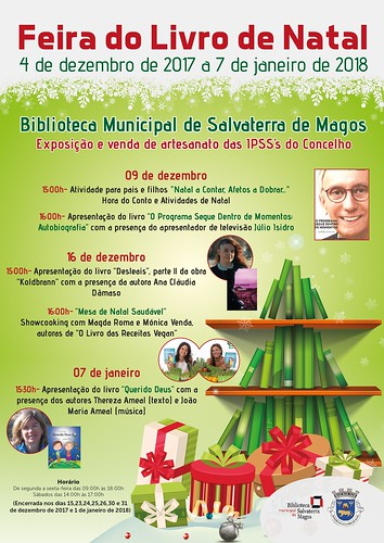 feira do livro de natal 2017
