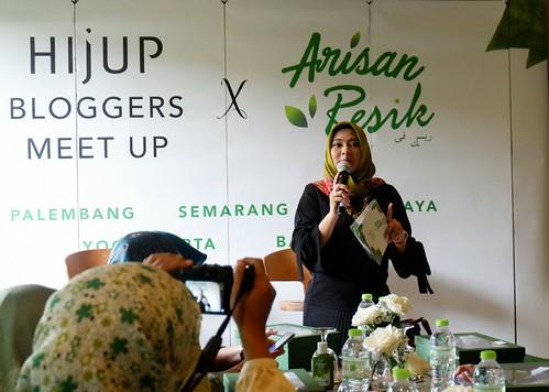 Hijup Blogger Meet Up Yogyakarta