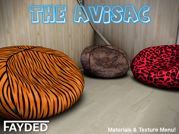 FAYDED – The AviSac Animal Prints