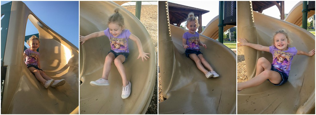 fun at the playground