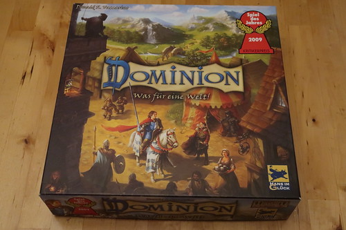 "Kartenspiel ""Dominion"""